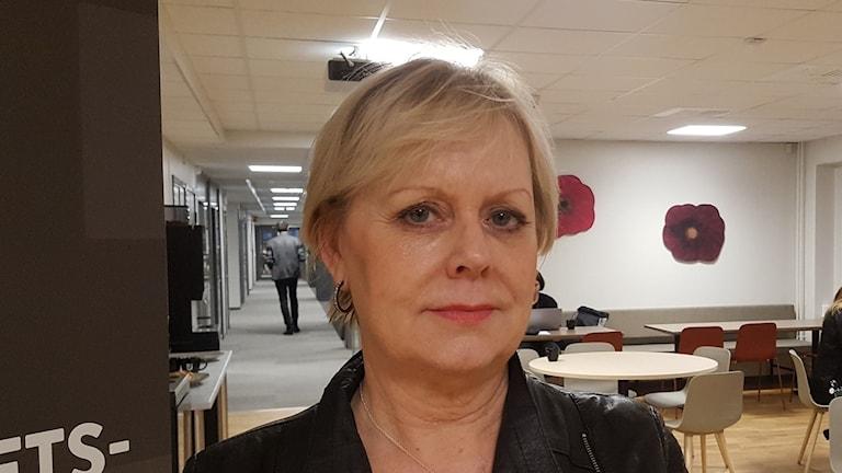 Jämställdhetsmyndighetens generaldirektör Lena Ag.