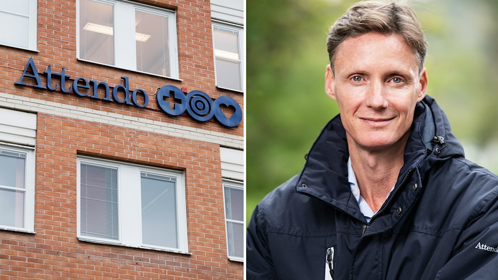 Martin Tivéus, vd för Attendo.