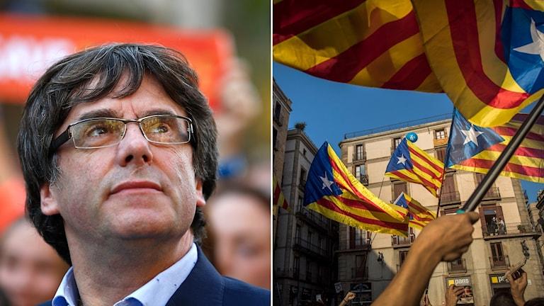 Katalonien, Carles Puigdemont, Spanien