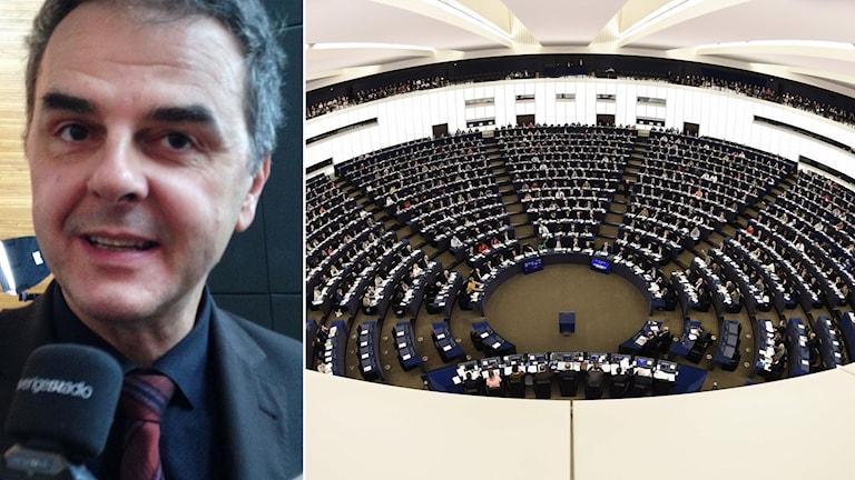 Jasenko Selimovic Europaparlamentet