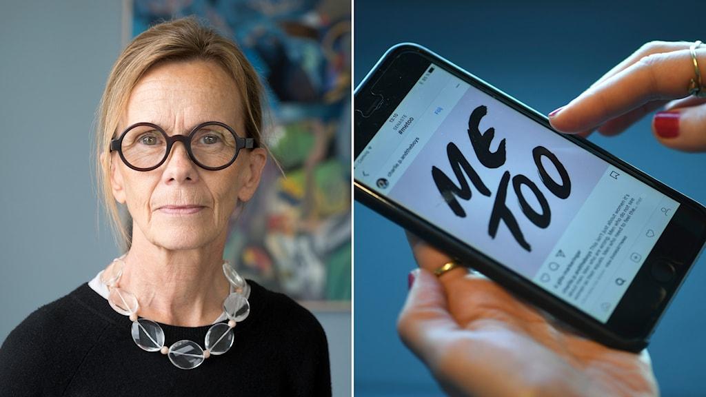 Agneta Broberg, Diskrimineringsombudsman.