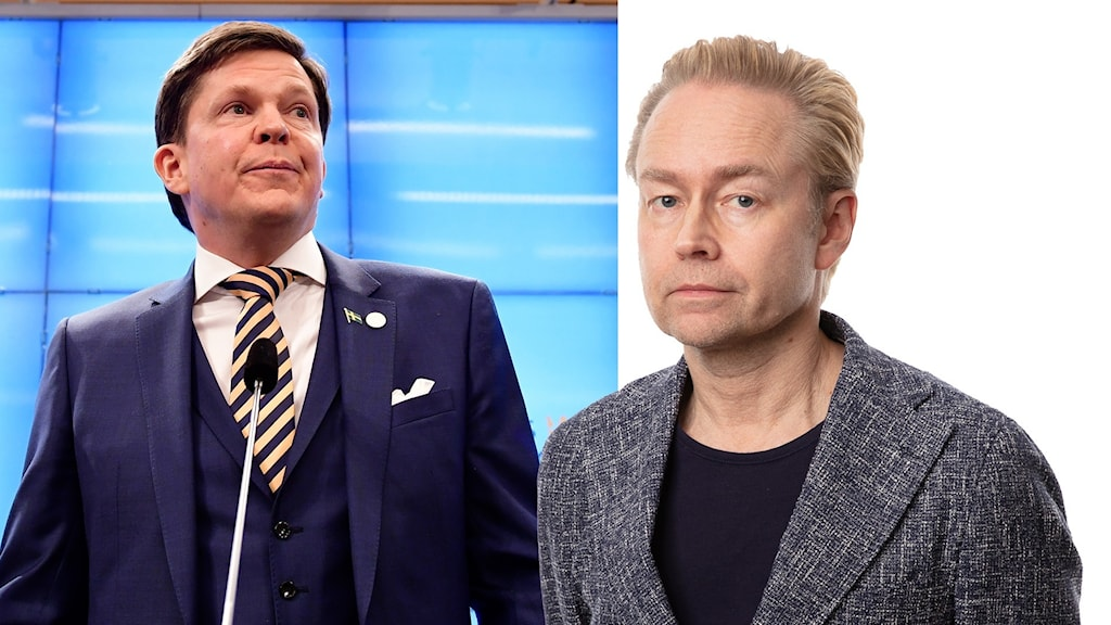 Andreas Norlén och Fredrik Furtenbach.