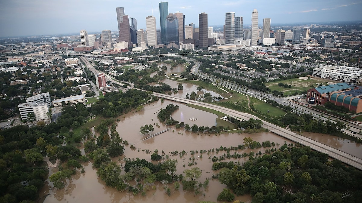 Texas, Harvey