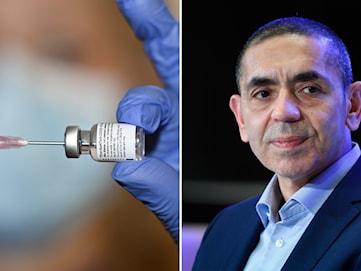 Biontech: Hävt patent på vaccin är fel väg att gå