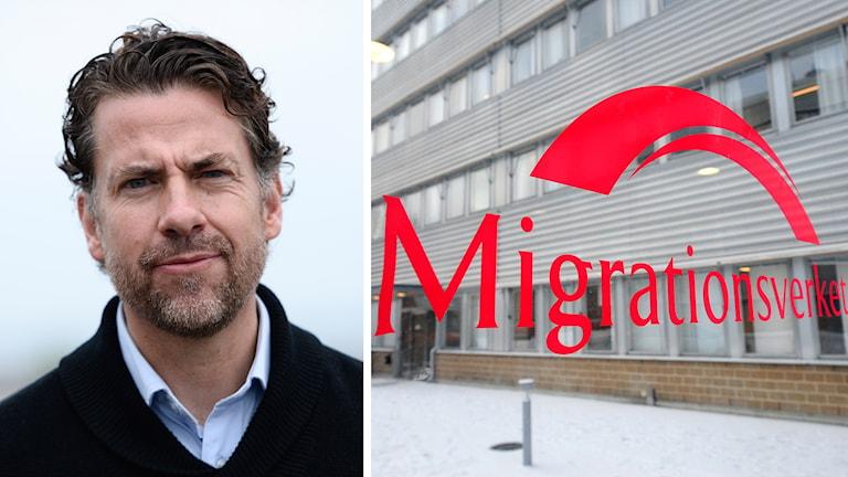 Mikael Ribbenvik blir ny chef för Migrationsverket