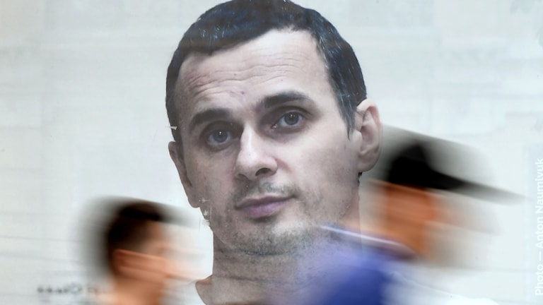 Ryssland Sentsov