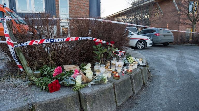 Dubbelmord i norska Kristianstad.