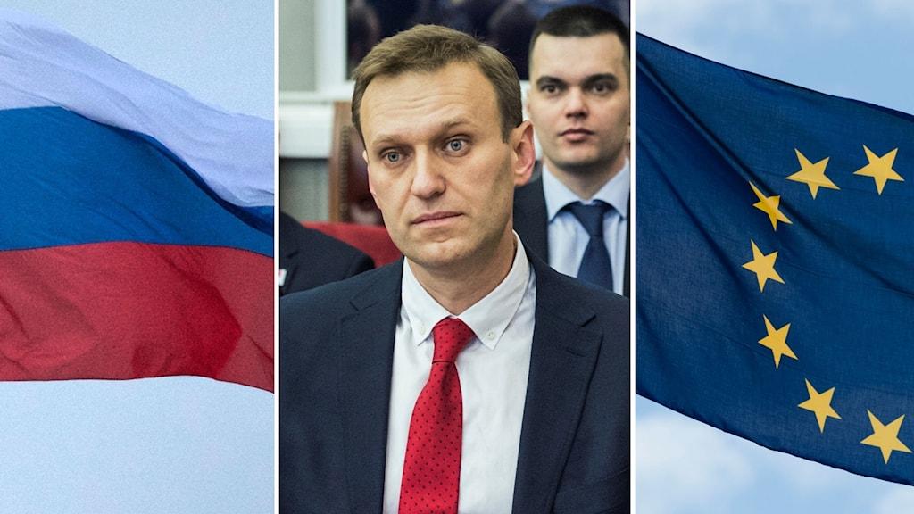 Alexei Navalny, stoppad presidentkandidat