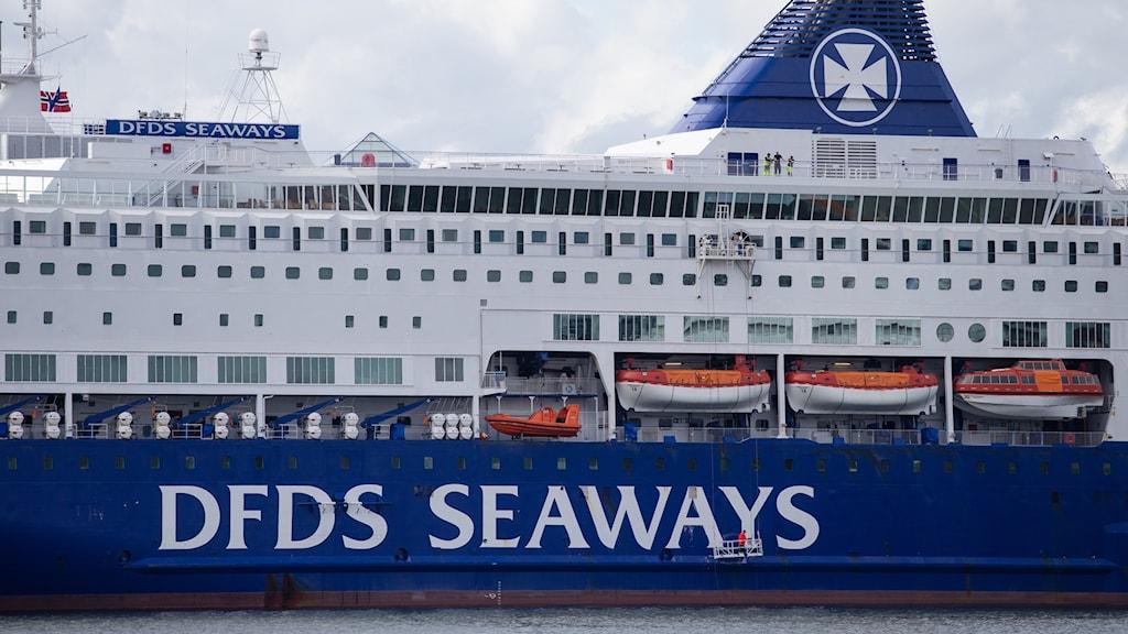 Färja DFDS Seaways