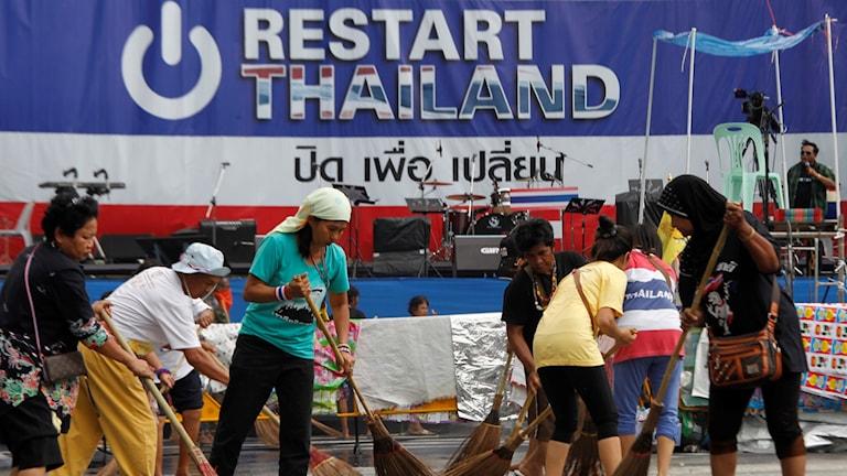 Thailand: Val kommer troligen hållas nästa år