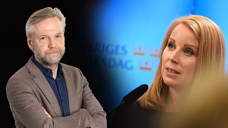 Tomas Ramberg och Annie Lööf