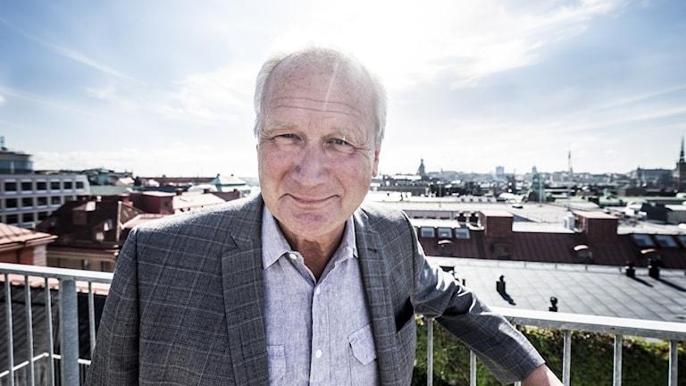 Regeringens life sience-samordnare Anders Lönnberg