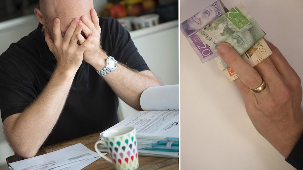 Många familjeföretag får försämrad ekonomi när ägaren skiljer sig.