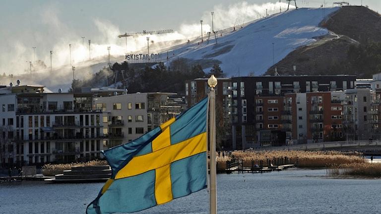 Sverige bäst i klassen i arbetat mot korruption