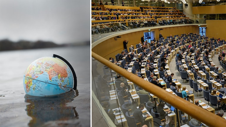 Minskade klimatinvesteringar i M-KD-budget