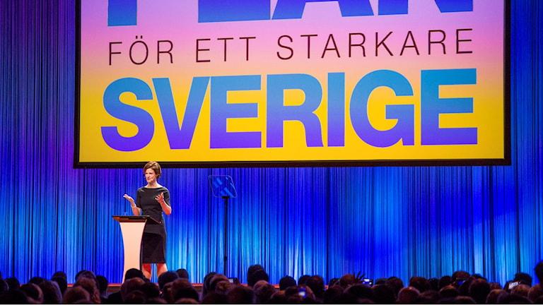 Anna Kinberg Batra vid Sverigedagarna