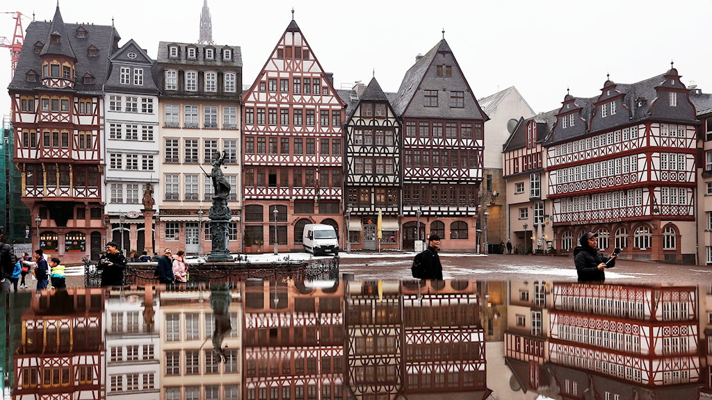 Frankfurts hyror är liksom i de flesta tyska storstäder för dyra för personer med minimilön.