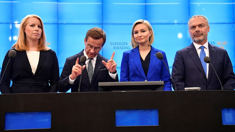 Alliansen i Riksdagshuset