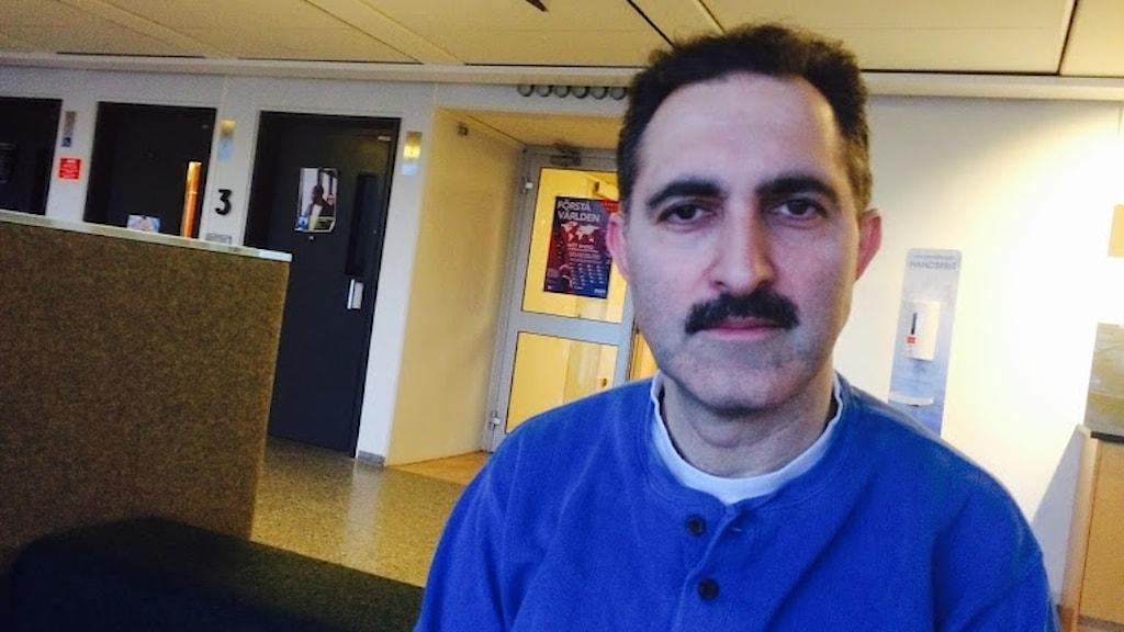 Regimkritiska journalisten Abdullah Bozkurt har polisanmält hot.