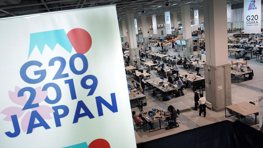 G20 Japan 2019 mediecenter.