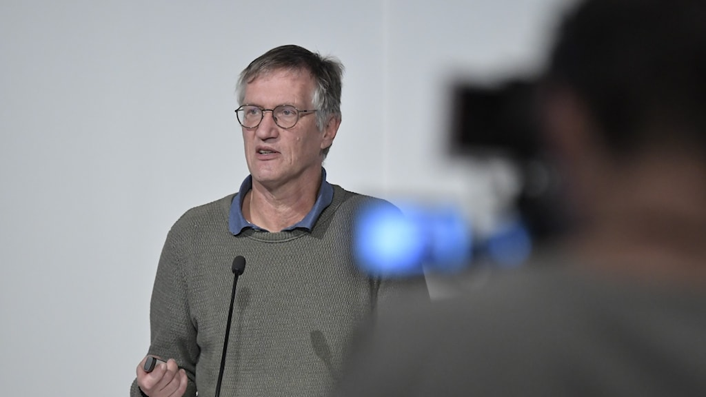 Anders Tegnell, statsepidemiolog