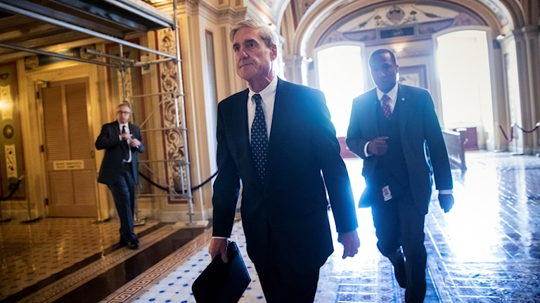Särskilde åklagaren Robert Mueller