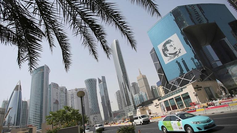 Qatar lämnar Opec i januari