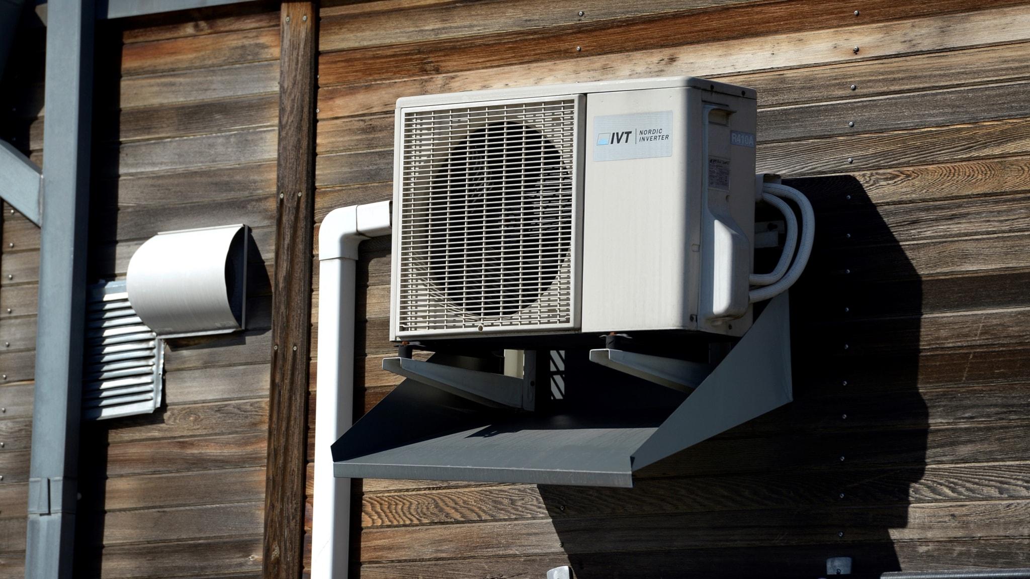 miljökrav kan leda till brist på värmepumpar - nyheter (ekot