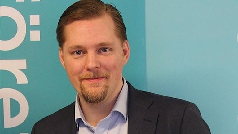 Gunther Mårder, vd Företagarna