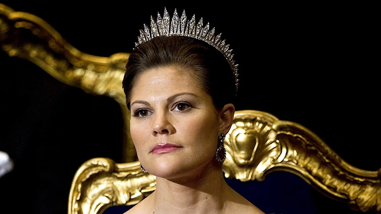Kronprinsessan Victoria. Foto: Pontus Lundahl/Scanpix.