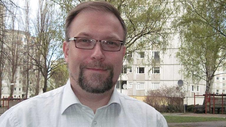 Mikael Jansson (SD)