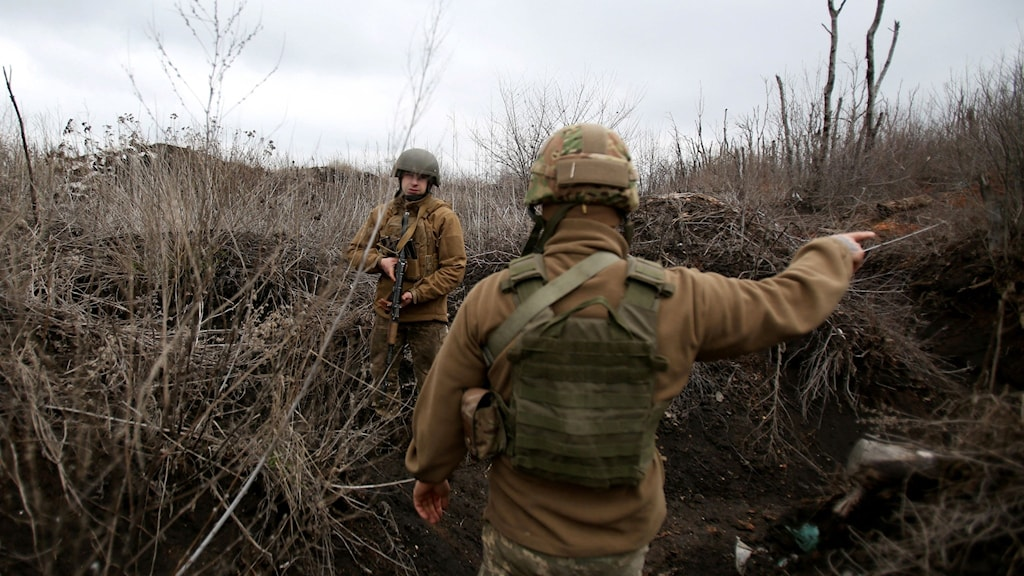 Ukrainsk militär