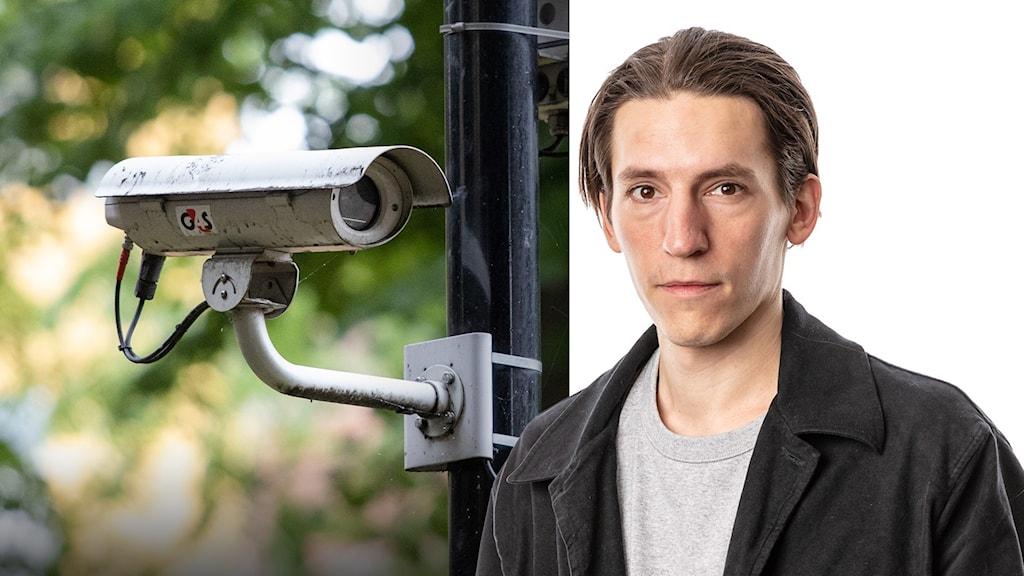 Ekots teknikreporter Sven Carlsson.