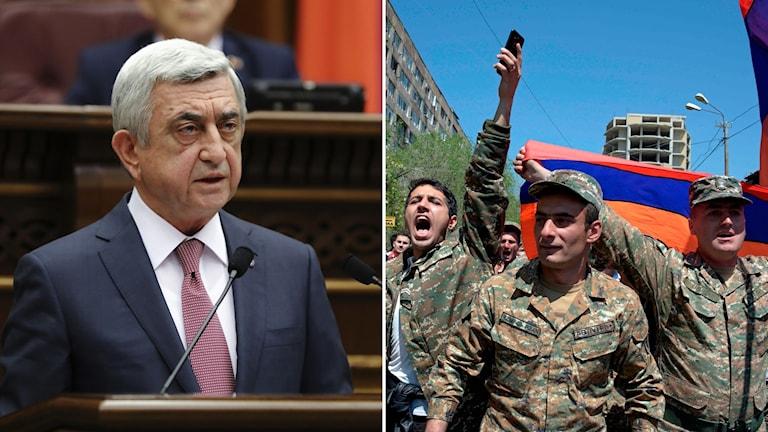 Armenien, Sersj Sargisian