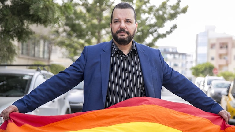 I Tunisien, Arabvärldens enda demokrati, är homosexualitet fortfarande förbjudet.