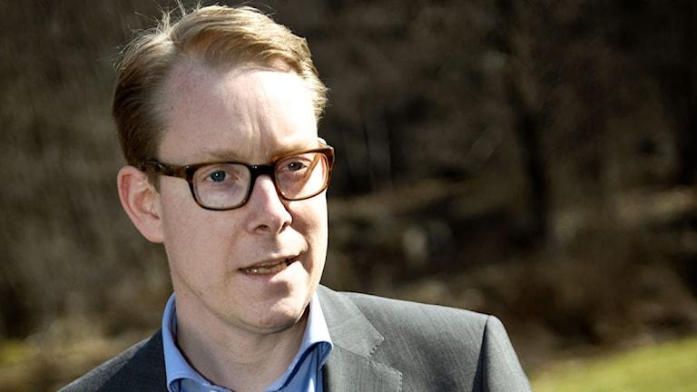 Tobias Billström. Foto: Paul Madej / Scanpix