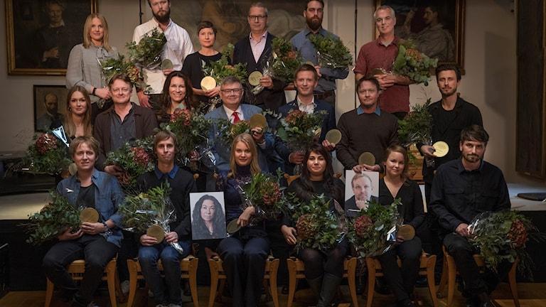 Nominerade till Stora journalistpriset 2017