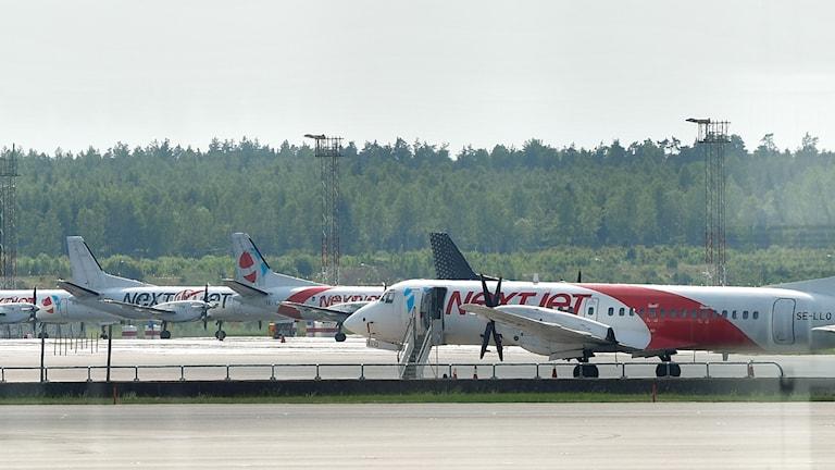 Nextjet-flygplan