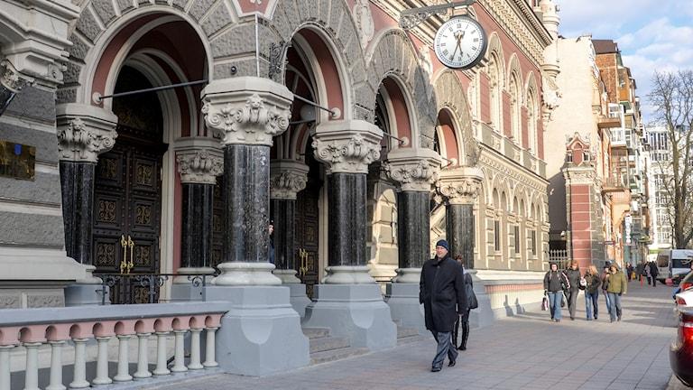 IMF återupptar finansiella lönestöd till Ukraina