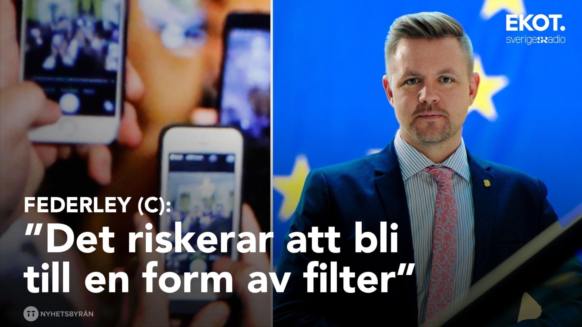 EU-lagar beskrivs som döden för internet-memes - Nyheter (Ekot)