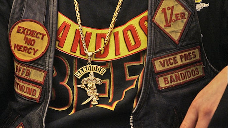 Bandidos mc-väst. Foto: Scanpix.