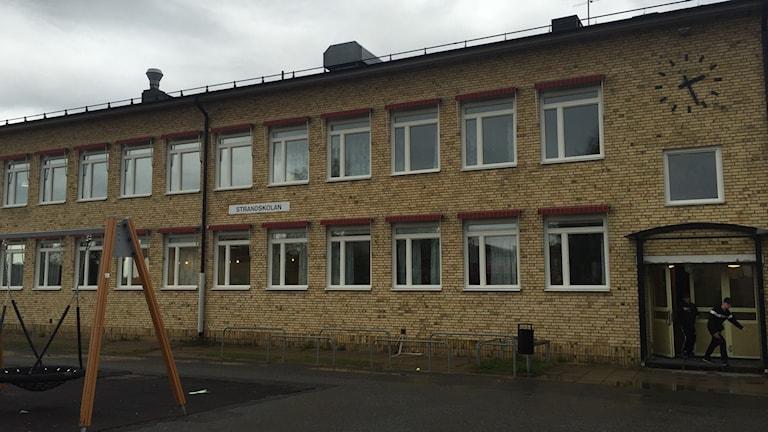 Skola i Överkalix.