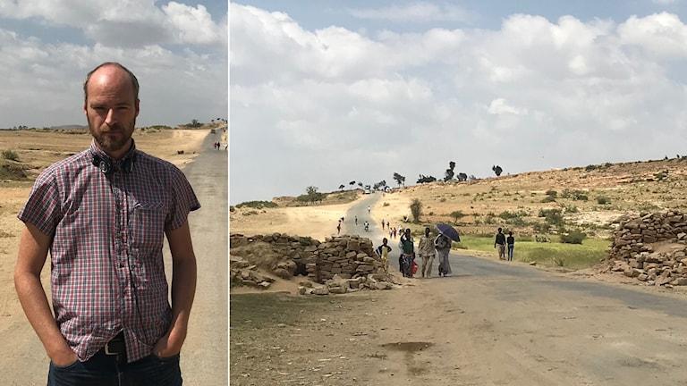 samuel larsson, etiopen, eritrea