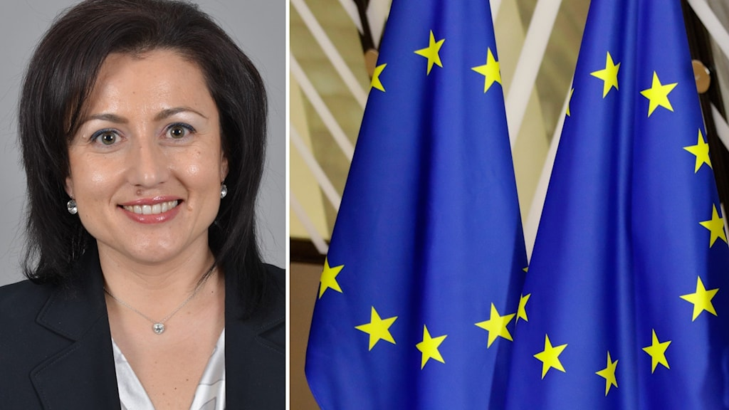Bulgariens jordbruksminister Desislava Taneva