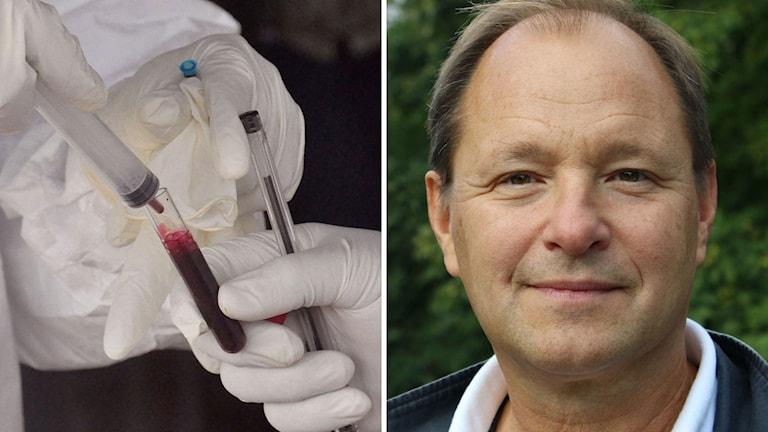 Professor Björn Olsen