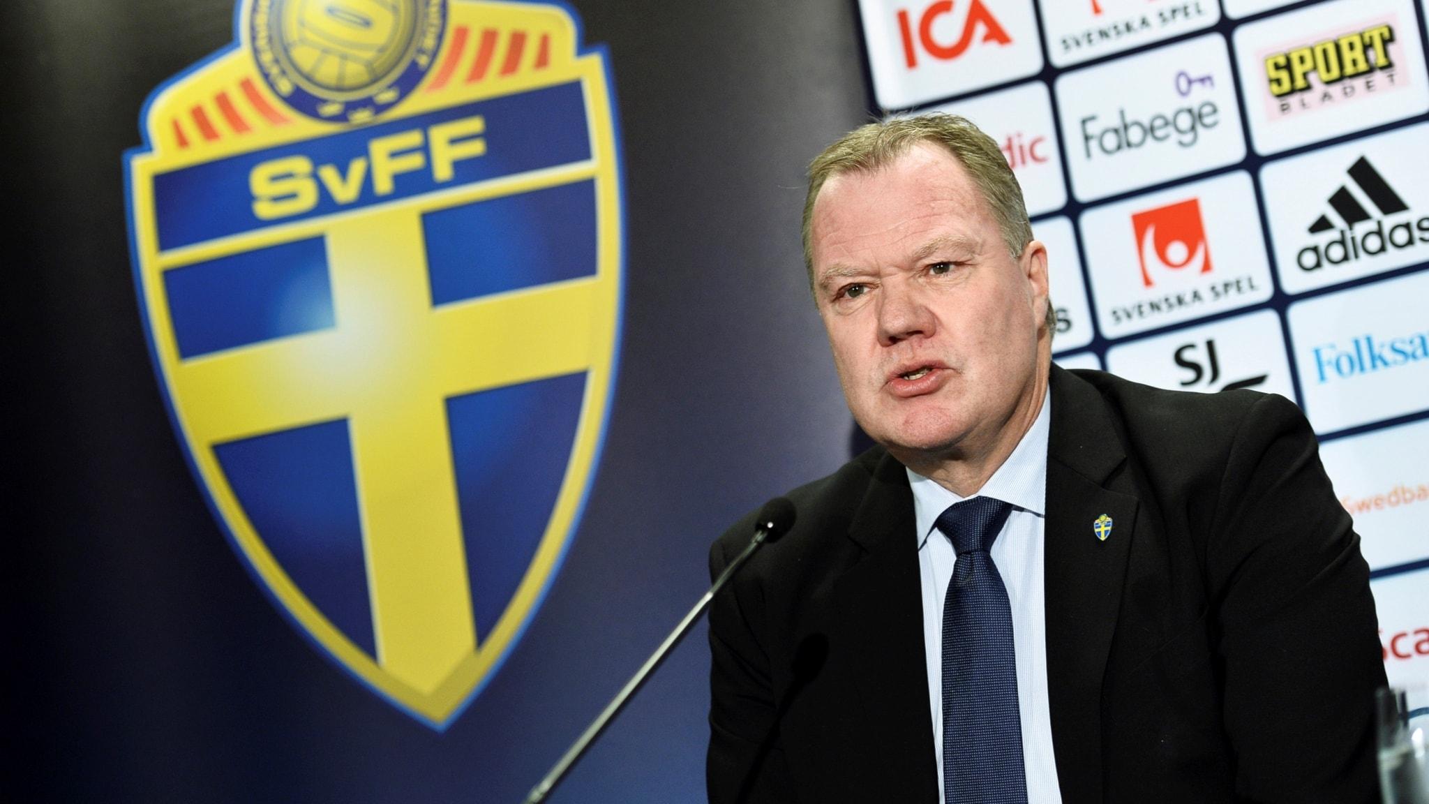 SvFF ordf. om publik på EM: Har gjort försiktiga och säkra bedömningar