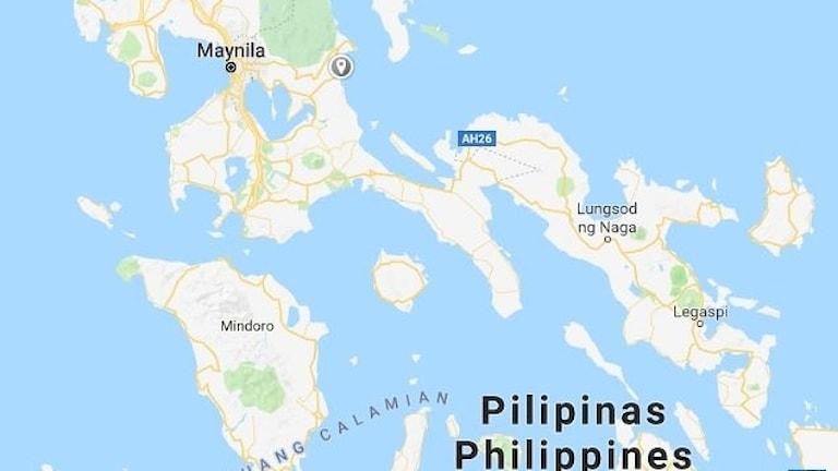 Filippinerna.