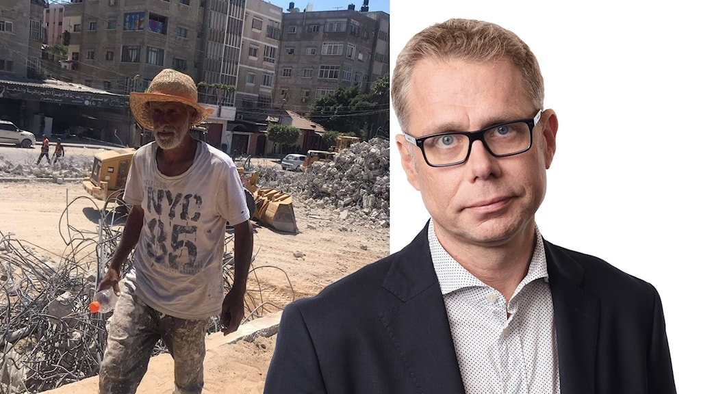 So Hail Elian i Gaza och Jan Andersson.