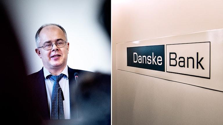 Danske bank, Howard Wilkinson, pengatvätt