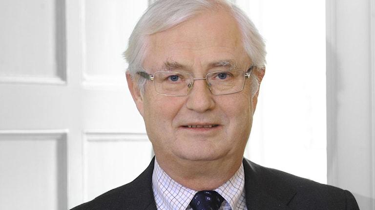 Sverker Martin-Löf. Foto: Industrivärden.